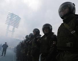 Bí quyết giữ an ninh tuyệt đối của nước Nga trong những ngày World Cup