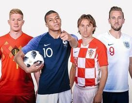 [Infographics] Những cái nhất tại World Cup 2018