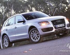 Audi triệu hồi xe Q5 do lỗi túi khí Takata