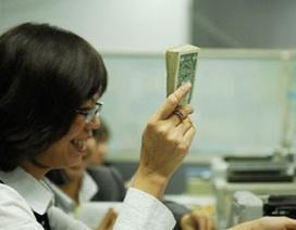 Ngân hàng Nhà nước bán ngoại tệ, tỷ giá USD/VND sụt giảm