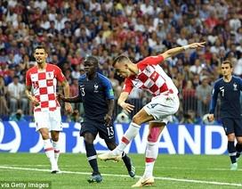 Tiết lộ nguyên nhân Kante chơi sa sút ở trận chung kết World Cup 2018