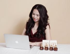 Nữ doanh nhân 9X thành công từ sự khác biệt và đổi mới
