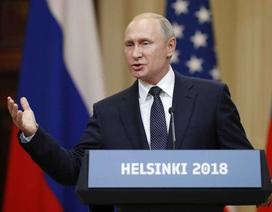 Tổng thống Putin: Nga sẵn sàng đảm bảo an ninh cho Triều Tiên