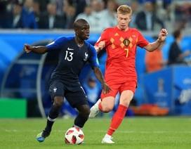 Đội hình xuất sắc nhất World Cup 2018