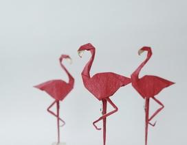 """VCCA giới thiệu vẻ đẹp nghệ thuật Origami qua triển lãm """"Những đôi cánh"""""""
