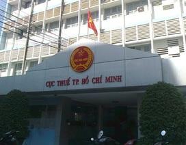 Bị truy thu thuế, doanh nghiệp kiện Chi cục trưởng Chi cục Thuế TPHCM