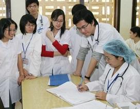 Đại học Y Hà Nội: Điểm sàn xét tuyển năm 2018 chỉ từ 18 - 20