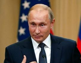 Phát ngôn ấn tượng của Tổng thống Putin khi trả lời phỏng vấn nhà báo Mỹ