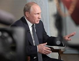 Ông Putin: 'Nga quá rộng lớn để bị trừng phạt và cô lập'