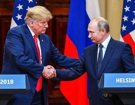 """Ông Trump lên tiếng giữa """"tâm bão"""" chỉ trích sau thượng đỉnh Nga - Mỹ"""