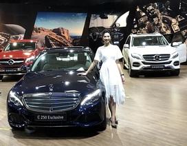Khai mạc triển lãm riêng của Mercedes-Benz tại Hà Nội