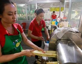 """Quán nước mía 25 năm """"tuổi đời"""" ở vùng ven Sài Gòn, doanh thu 15 triệu đồng/ngày"""
