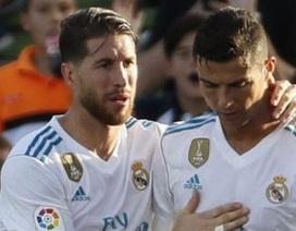 Real Madrid chia tay C.Ronaldo, Sergio Ramos ăn mừng lấy vợ