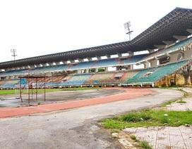 Sân bóng đá trăm tỷ đồng ở Ninh Bình giờ ra sao?