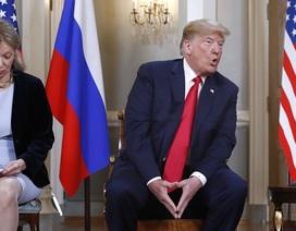 Phiên dịch viên tại thượng đỉnh Trump-Putin bị đề nghị điều trần