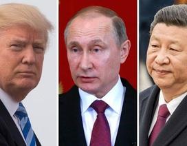 Cuộc đua giành thiện cảm từ Tổng thống Putin của lãnh đạo Trung - Mỹ