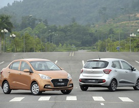 Hyundai tăng giá Grand i10