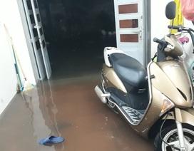 Khu dân cư giữa thủ đô cứ mưa là lụt: Quận Hà Đông báo cáo như thế nào?
