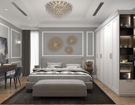 Xu hướng kiến trúc tân cổ điển trong thiết kế chung cư cao cấp tại Việt Nam