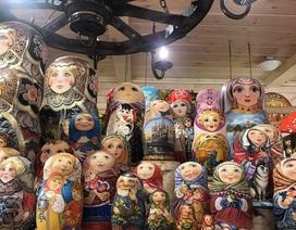 Vì sao người Nga yêu quý búp bê Matryoshka?