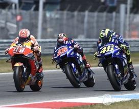 Vượt qua 8 tay đua, Marquez xuất sắc có chiến thắng chặng thứ 4