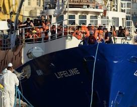 Quốc gia châu Âu hiếm hoi sẵn sàng mở rộng cửa đón người di cư