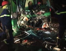 24 người nhập viện cấp cứu sau cú va chạm giữa 2 xe khách