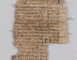 """Giấy cói bí ẩn 2.000 năm tuổi tiết lộ giả thuyết y học cổ  về chứng """"bệnh lạ"""" của phụ nữ"""