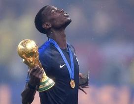 Mourinho ngợi khen Pogba sau chức vô địch World Cup 2018