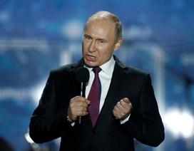 """Tổng thống Putin cảnh báo đáp trả thích đáng """"sự gây hấn"""" của NATO"""