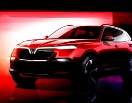 VinFast ra mắt xe tại Triển lãm ô tô Paris 2018