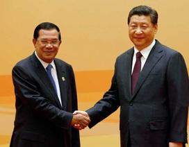 Trung Quốc cho Campuchia vay 259 triệu USD xây đường