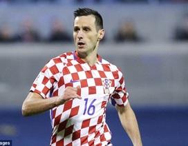 Tự ái, ngôi sao Croatia từ chối nhận huy chương World Cup