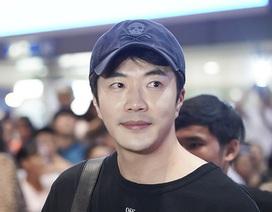 """Sao nam """"Nấc thang lên thiên đường"""" Kwon Sang Woo đến Việt Nam lúc nửa đêm"""