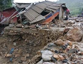 30 người chết và mất tích do mưa lũ ở miền Bắc và Bắc Trung Bộ