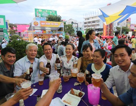 Ngày hội Bia Hà Nội 2018 tại Quảng Trị: Chào đón bằng hữu, hội tụ đam mê