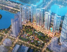 """""""Lộ diện"""" đơn vị phân phối chính thức dự án Eco Green Sài Gòn Quận 7"""