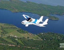 """Xe bay Terrafugia Transition - """"Hứa thật nhiều, thất hứa cũng thật nhiều"""""""