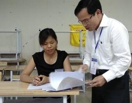 Bộ Giáo dục: Có sự can thiệp vào phiếu trắc nghiệm để tăng điểm thi ở Hòa Bình