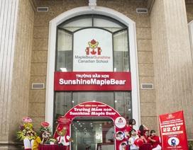 Khai trương trường mầm non chuẩn quốc tế, Sunshine Group chính thức đặt chân vào địa hạt giáo dục