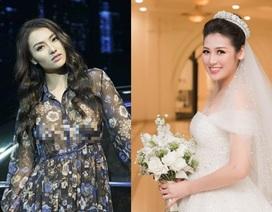 """Cô dâu Tú Anh xinh đẹp nổi bật, Hồng Quế """"thả rông"""" dự sự kiện"""