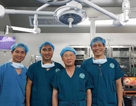 """""""Huyền thoại sống"""" trong lĩnh vực gan, mật, tuỵ đến phẫu thuật tại Đà Nẵng"""