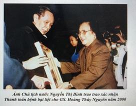 """""""Ông tổ"""" của ngành vắc xin Việt Nam qua đời"""