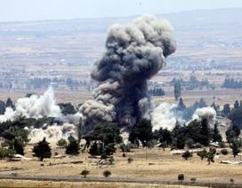 """Nga dội """"mưa"""" hỏa lực vào mục tiêu IS ở nam Syria"""