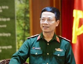 Thiếu tướng Nguyễn Mạnh Hùng giữ quyền Bộ trưởng Bộ TT&TT