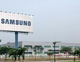 Bắc Ninh thu hồi đất từ Viglacera giao cho Samsung