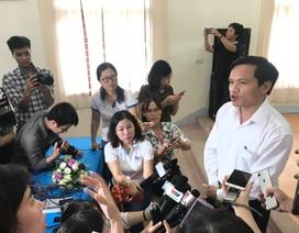 """Sai phạm điểm thi tại Sơn La: """"Bộ GD&ĐT không quan tâm việc con của lãnh đạo hay không"""""""