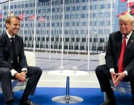 """Tiết lộ về """"nghệ thuật đàm phán"""" của ông Macron với ông Trump"""