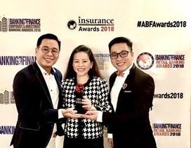 Giải thưởng Bảo hiểm châu Á vinh danh FWD Việt Nam
