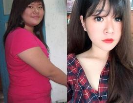 """Giảm hơn 40kg, thiếu nữ Tiền Giang """"lột xác hóa thiên nga"""""""